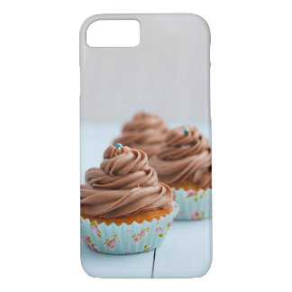 Chocolate cupcakes iPhone 7 case