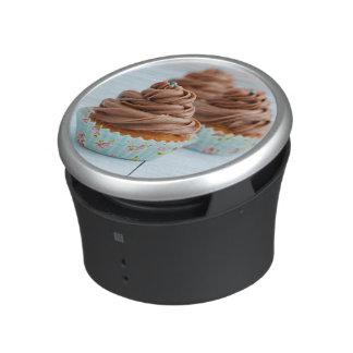 Chocolate cupcakes speaker