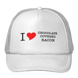 Chocolate del amor del tocino I Gorra