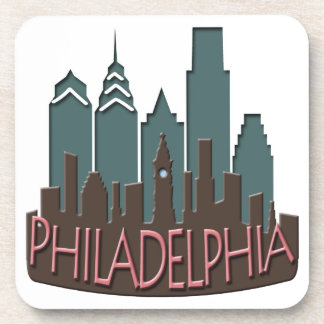 Chocolate del newwave del horizonte de Philly Posavaso