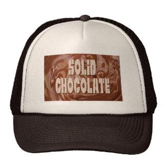 Chocolate derretido gorros