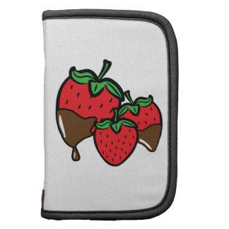 Chocolate Dip Strawberries Organizers