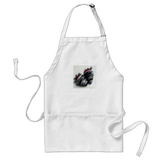 Chocolate Dipped Strawberries Adult Apron