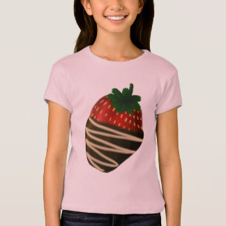 Chocolate Dipped Strawberry Youth Shirt