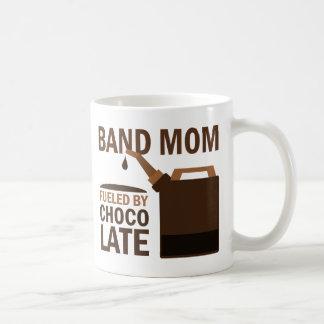 Chocolate (divertido) de la mamá de la banda taza