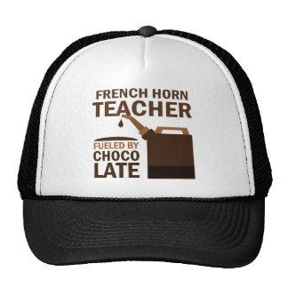 Chocolate (divertido) del profesor de la trompa gorros