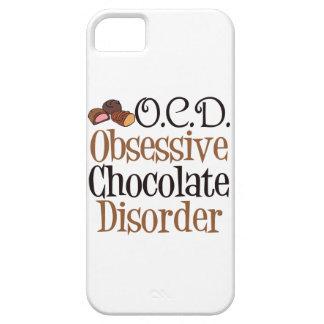 Chocolate divertido iPhone 5 funda