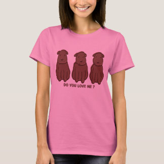 Chocolate Dogs T-Shirt