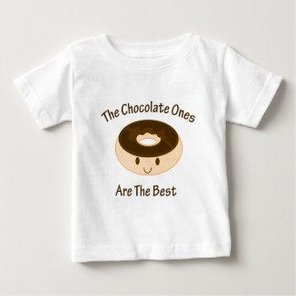 Chocolate Donut Baby T-Shirt