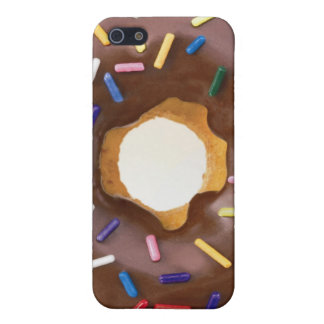 Chocolate Donut Cover For iPhone SE/5/5s