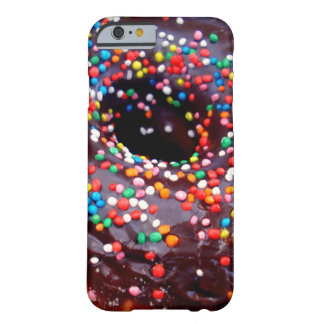 Chocolate_Donut,_iPhone_Six,_Case. Barely There iPhone 6 Case