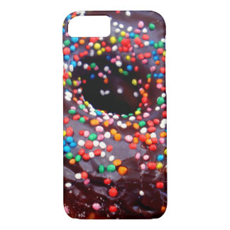 Chocolate_Donut,_iPhone_Six,_Case. iPhone 7 Case