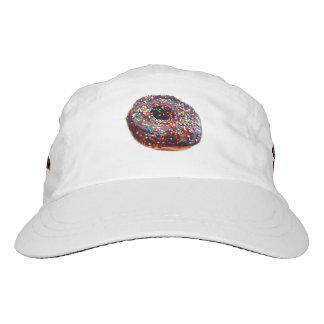 Chocolate_Donut_Sprinkles, _Performance_Woven_Cap. Gorra De Alto Rendimiento