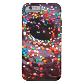 Chocolate_Donut,_Tough_iPhone_Six,_Case. Tough iPhone 6 Case