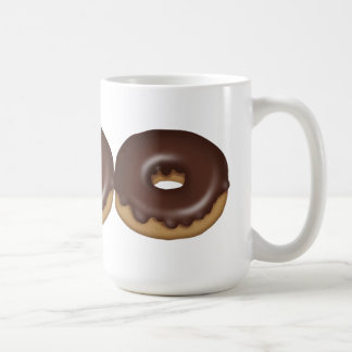 Chocolate Doughnut mug