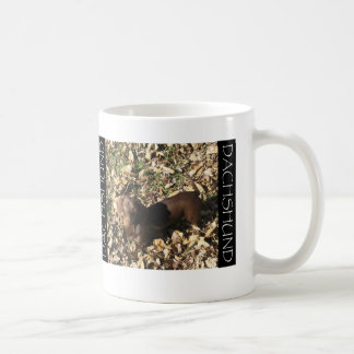 Chocolate Doxie Coffee Mug