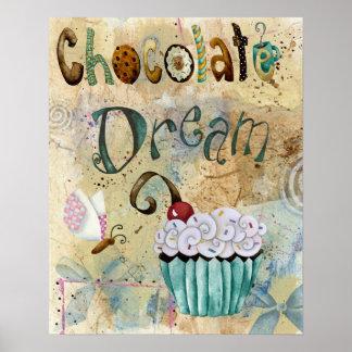 Chocolate Dream 16x20 Poster