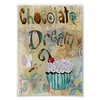 Chocolate Dream. 5X7 Print