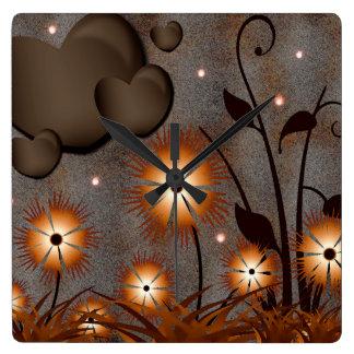Chocolate Dream Clocks