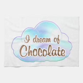 Chocolate Dreamer Towels