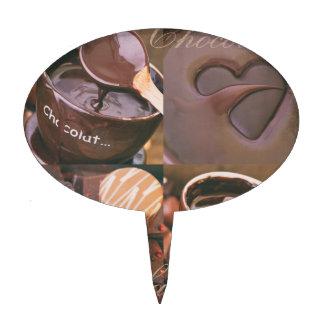Chocolate Dreams Cake Topper