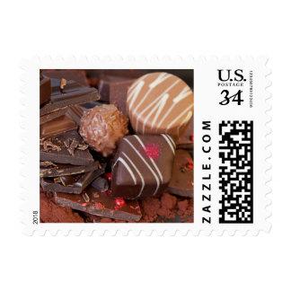 Chocolate dreams postage