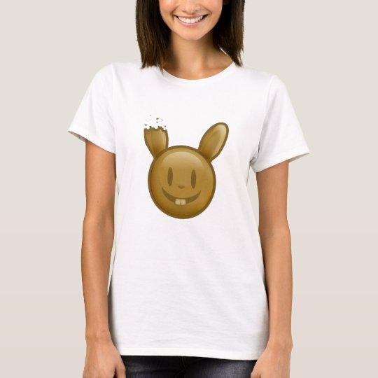 Chocolate Easter Bunny T-Shirt
