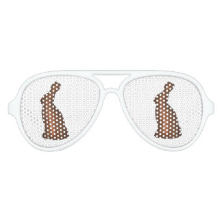Chocolate Easter Candy Bunny Rabbit Party Shades