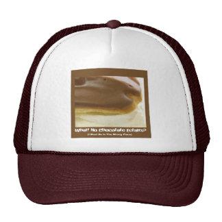 Chocolate Eclair Cap Trucker Hat
