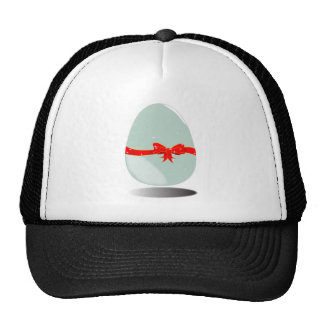 Chocolate Egg Trucker Hat