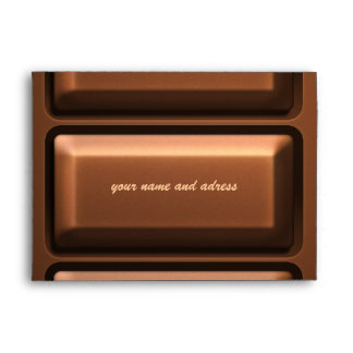 Chocolate Envelope