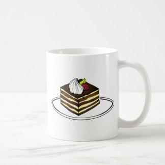 Chocolate Espresso Tiramisu Italian Bakery Mug