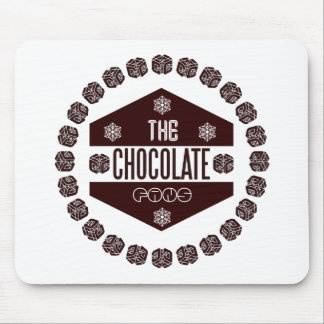 chocolate fans mouse pad