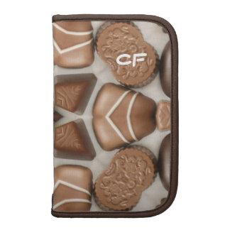 chocolate farandole organizers