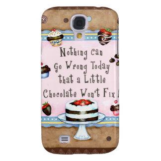 Chocolate Fix Galaxy S4 Case
