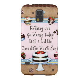 Chocolate Fix Galaxy S5 Covers