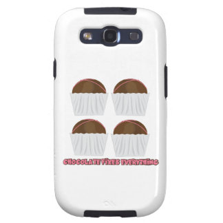Chocolate Fixes Galaxy S3 Covers