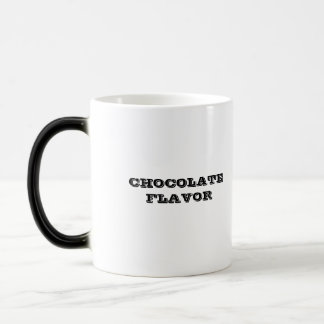 CHOCOLATE FLAVOR MUG