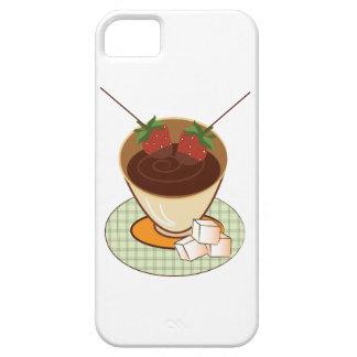 Chocolate Fondue iPhone 5/5S Cover