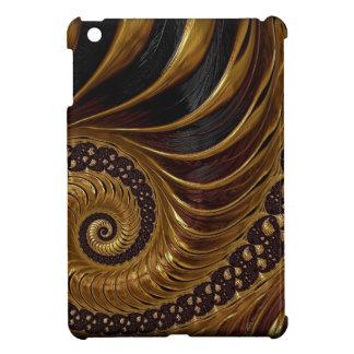 Chocolate Fractal iPad Mini Covers