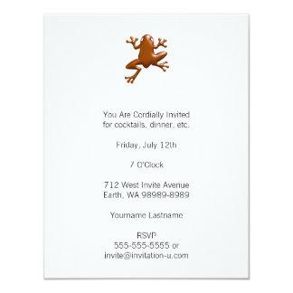 Chocolate Frog Card