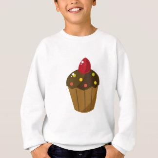Chocolate Frosted Cupcake Sweatshirt