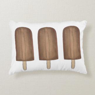 Chocolate Fudge Fudgesicles Popsicles Pillow