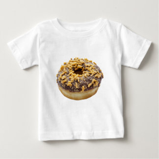 Chocolate Fudge Ring Donut Baby T-Shirt