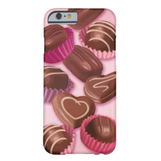 Chocolate Funda De iPhone 6 Barely There