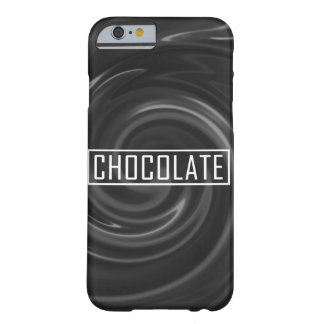 Chocolate Funda Barely There iPhone 6