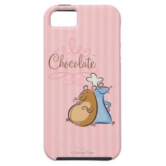 Chocolate Funda Para iPhone SE/5/5s