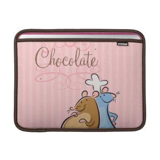 Chocolate Fundas MacBook