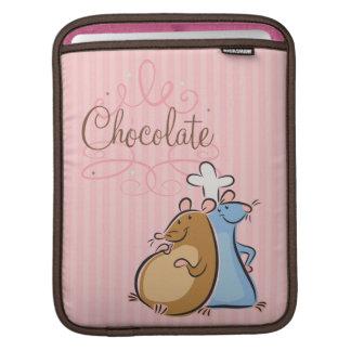 Chocolate Fundas Para iPads
