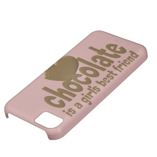Chocolate Girl's Best Friend iPhone 5C Cover